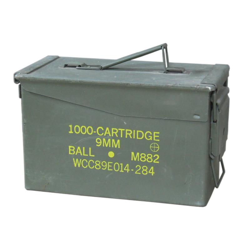 cassetta porta munizioni usa