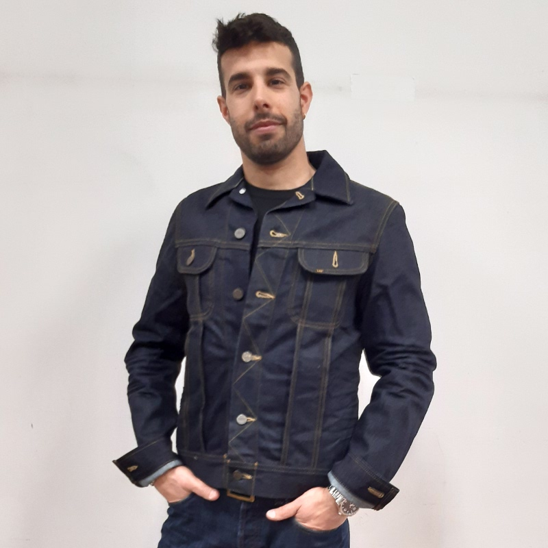 premium selection 7d7db a4b98 Lee - Giubbino Jeans